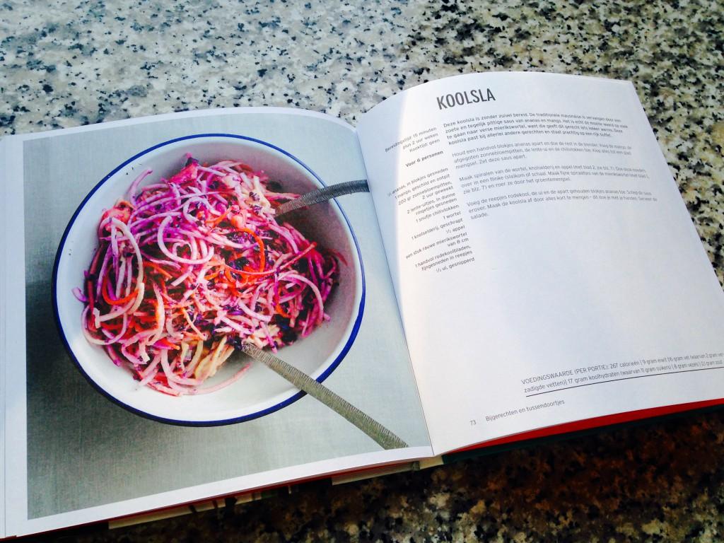 het spiralize kookboek