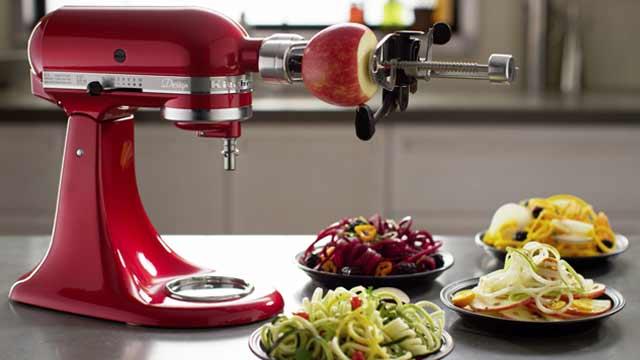 Spiraalsnijder Kitchen Aid Spiralizer